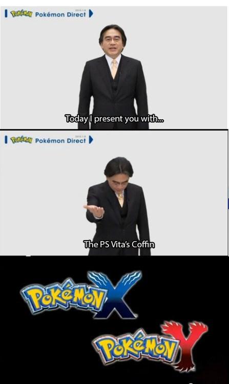 Sony handhelds pokemon x/y nintendo ps vita - 6964737280