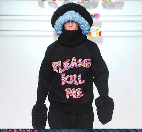 knits please kill me winter wear - 6964739584