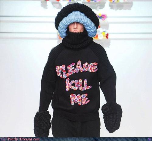 knits please kill me winter wear - 6964739584