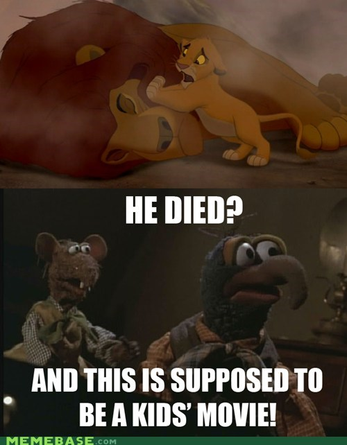 the lion king muppets movies