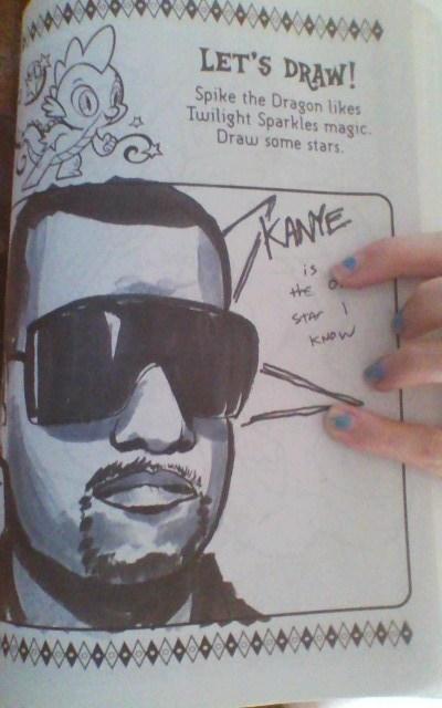 Music art rap kanye west funny - 6964902656
