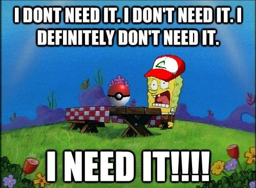 Pokémon need it SpongeBob SquarePants 3DS - 6964979712