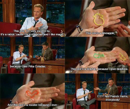silly bands nph rooster craig ferguson - 6965005312