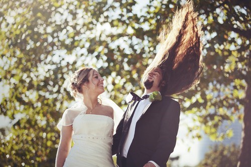 hair metal groom awesome - 6965189376