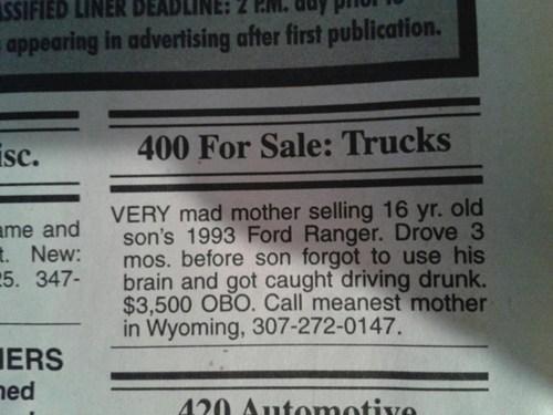 motherson calssifieds truck newspaper - 6965603328