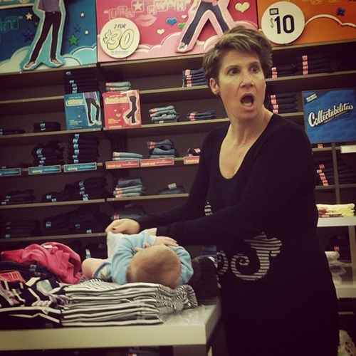 clothing store gross changing diaper - 6965635072