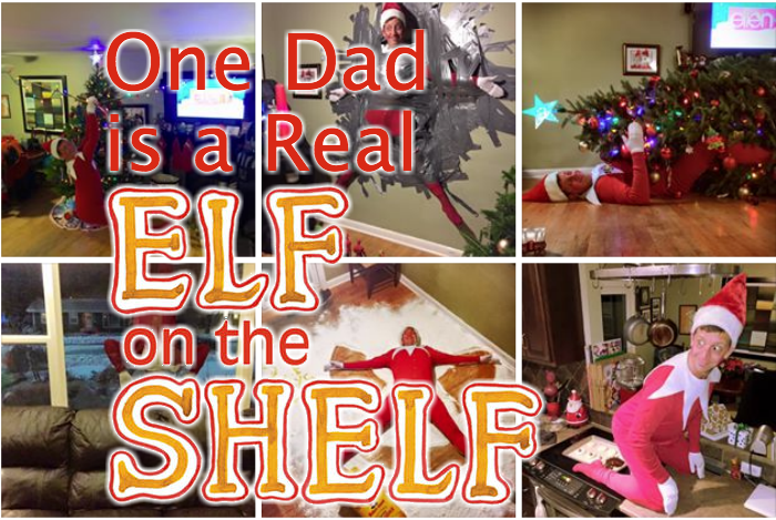 costume christmas elf on a shelf list parenting facebook dad win - 696581