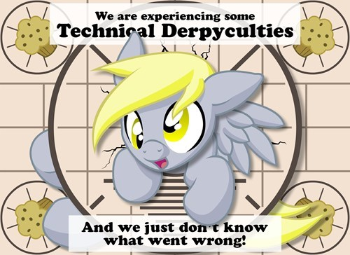 derpy hnnng omg omg omg cute no muffins for you - 6965890560
