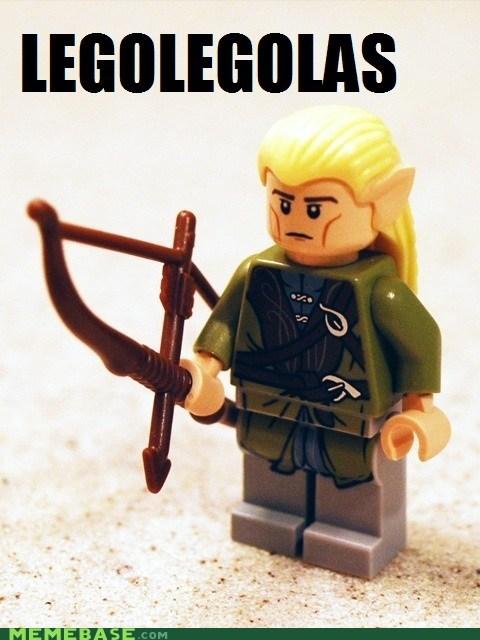legolas yo dawg lego - 6966128640