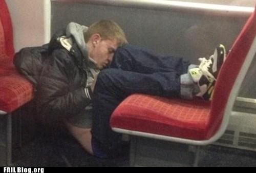 nap passed out public transit - 6967212032