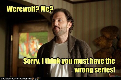 series Silas Weir Mitchell werewolf wrong blutbaden no monroe - 6967449088