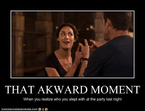 pete lattimer that awkward moment myka bering warehouse 13 eddie mcclintock Party slept with realize joanne kelly