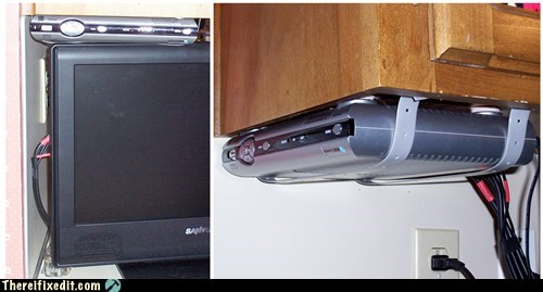TV,projector,DVR,cabinet