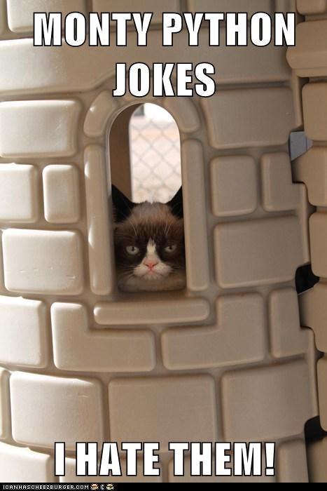tardar sauce grump monty python Grumpy Cat funny - 6969833472