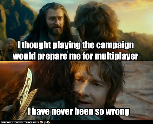 Multiplayer,The Hobbit,Memes,Halo 4
