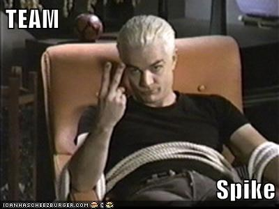 spike,james marsters,Buffy the Vampire Slayer,team