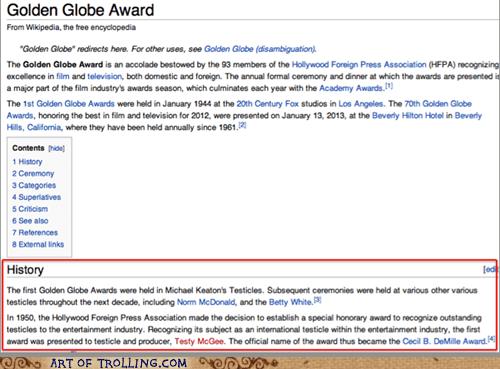 golden globes history award wikipedia - 6971019520