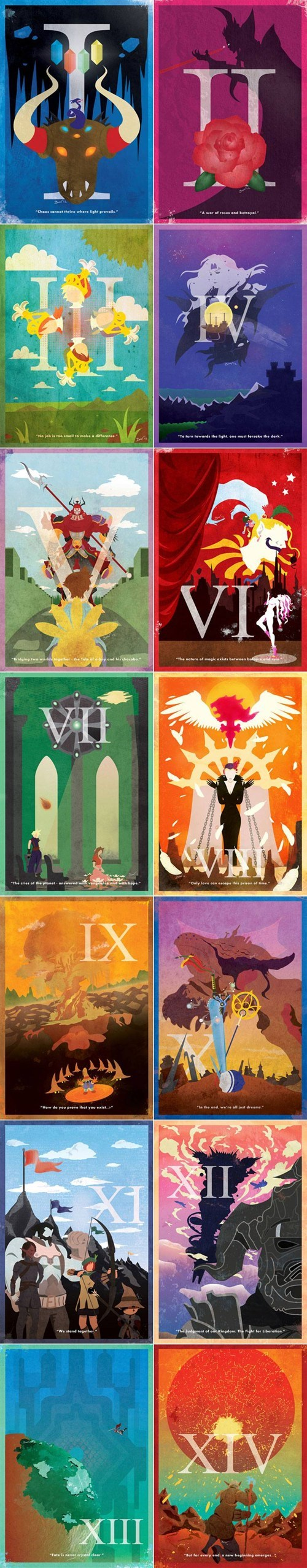 minimalist,art,final fantasy,awesome