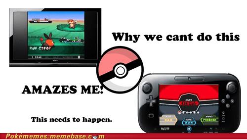 make it happen wii U dual screen nintendo - 6971121920
