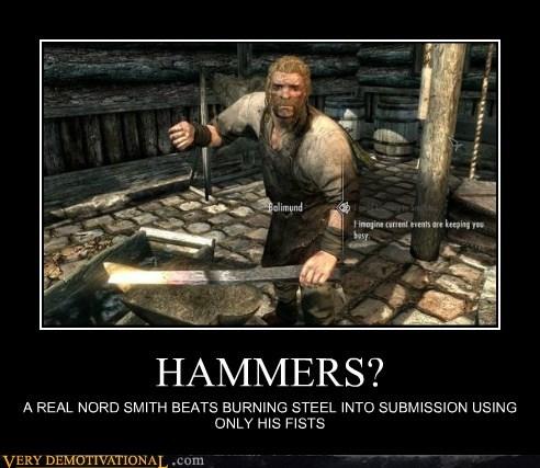 hammer fists nord Skyrim - 6971975424