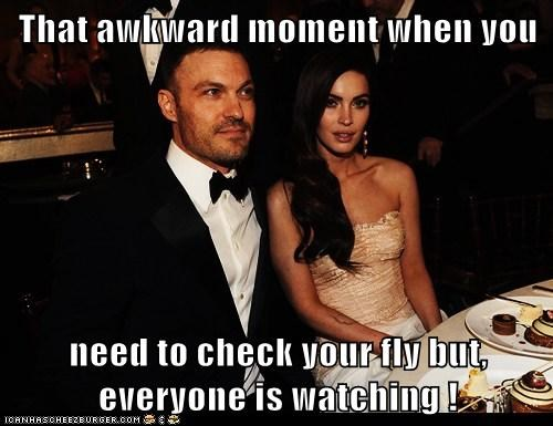 megan fox golden globes that awkward moment fly everyone brian austin green watching check - 6972321536