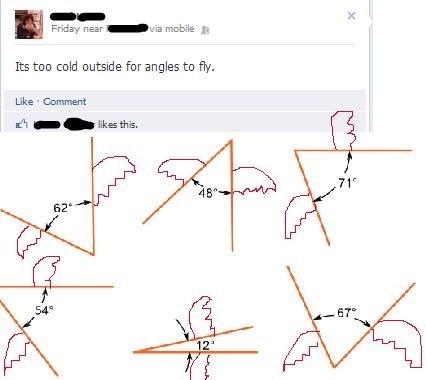 grammar nazi fly away Angles cold facebook - 6972472064