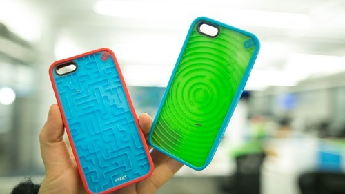 iphone case,maze,mashable