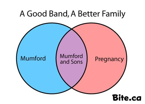 mumford and sons,venn diagram,family