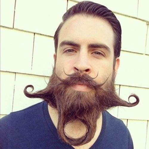 beard manly BAMF - 6973075712