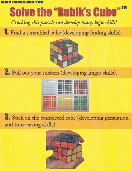 stickers method rubiks cube - 6973129472