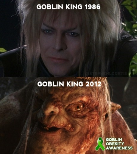 crossover,movies,goblin king,goblins