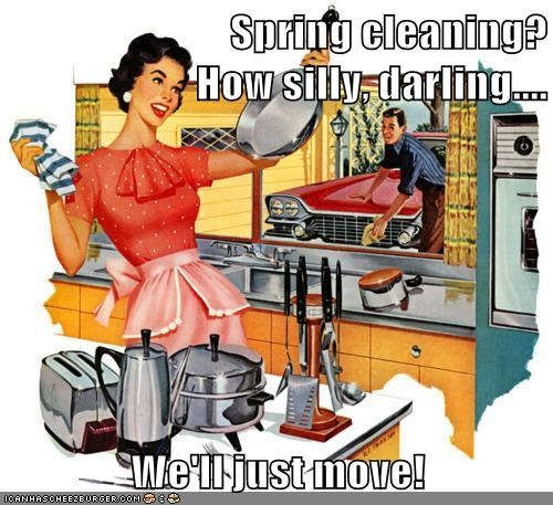 cleaning move house spring cleaning mess - 6973345024