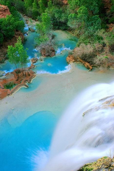 landscape camping waterfall arizona destination WIN! g rated - 6973579520