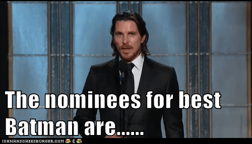 golden gloves,batman,christian bale,nominees