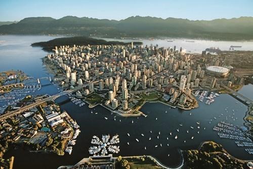 Canada,cityscape,vancouver