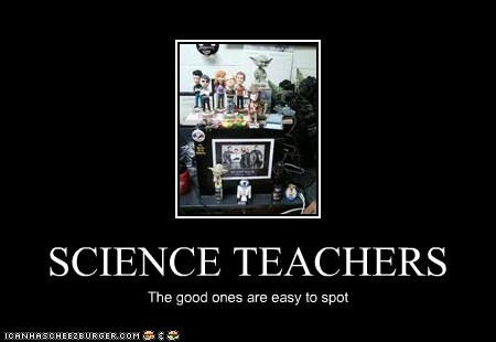 Funny pictures of science teachers