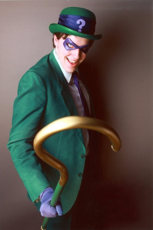 costume Riddler cosplay awesome - 6973988864