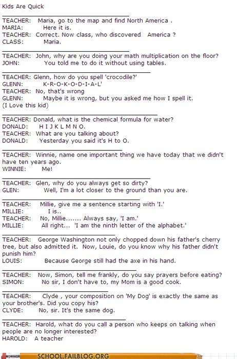 quotes,teacher,idiots,children
