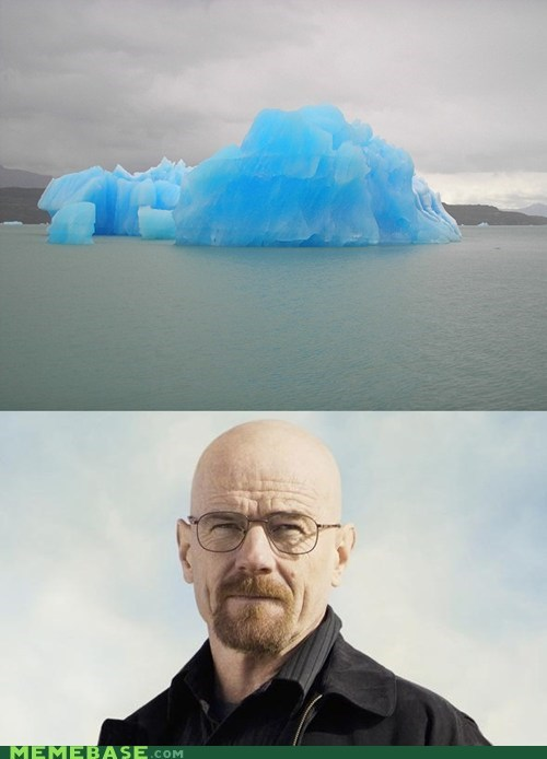 breaking bad,meth,ice,iceberg