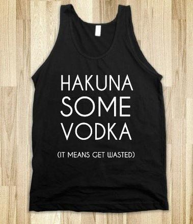 get wasted hakuna matata lion king