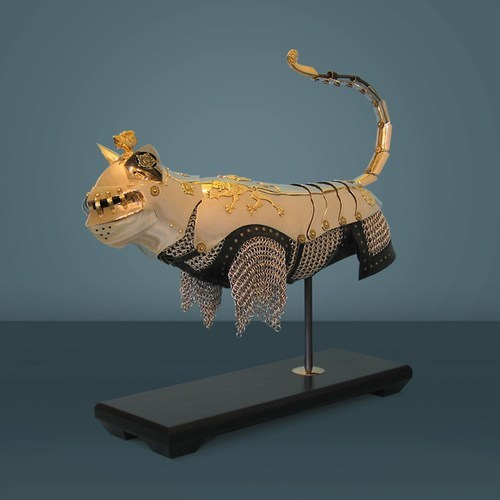 armor Cats knight - 6974916608