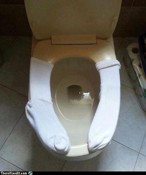 socks sanitation toilet seat - 6975342848