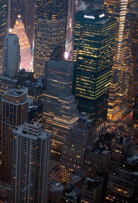 cityscape new york night - 6975380736