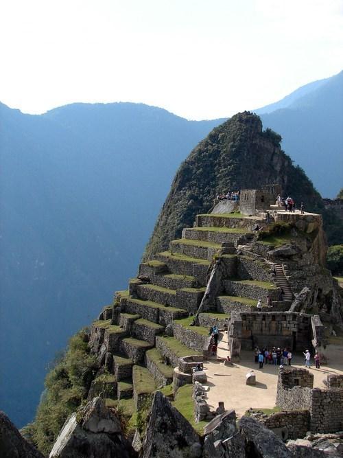 chichen itza cliff landscape - 6975383552