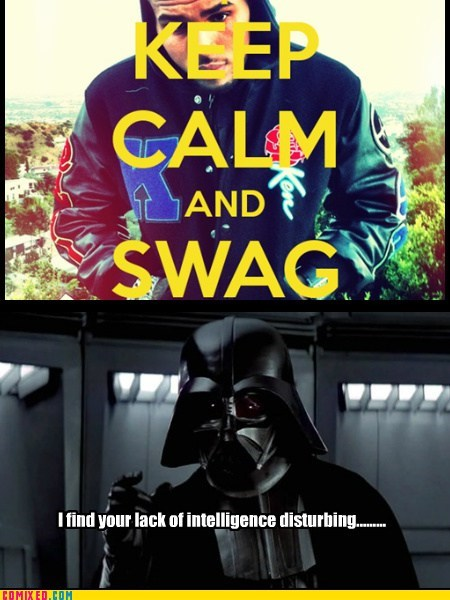 star wars swag i find your lack of faith disturbing darth vader - 6975417856