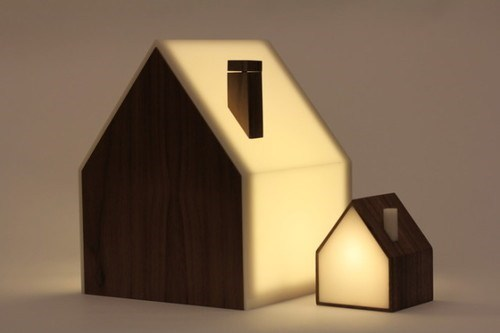 kickstarter nightlight house internet light linked - 6975476480