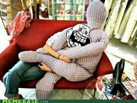 Pillow forever alone boyfriend pillow - 6976133888