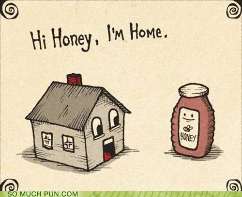 idiom,honey,literalism,home