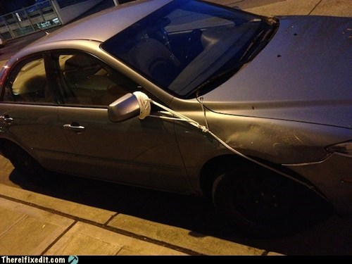 car fix rope mirror car fail - 6976449792