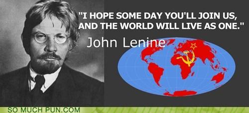 shoop john lennon surname literalism lenin juxtaposition homophone - 6976719360